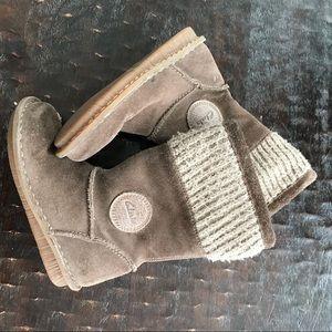 Clarks winter boots. Girls.
